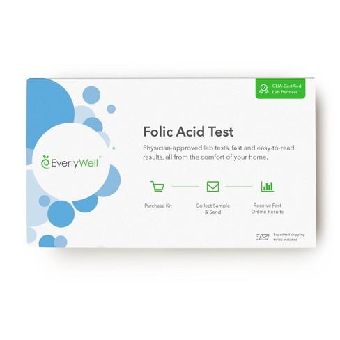 EverlyWell Folic Acid Test - Lab Fee Included - image 1 of 3