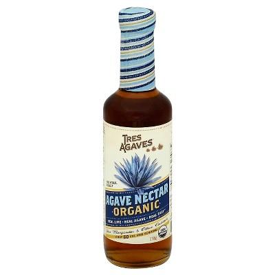 Tres Agaves Organic Cocktail-Ready Agave Nectar - 375ml Bottle