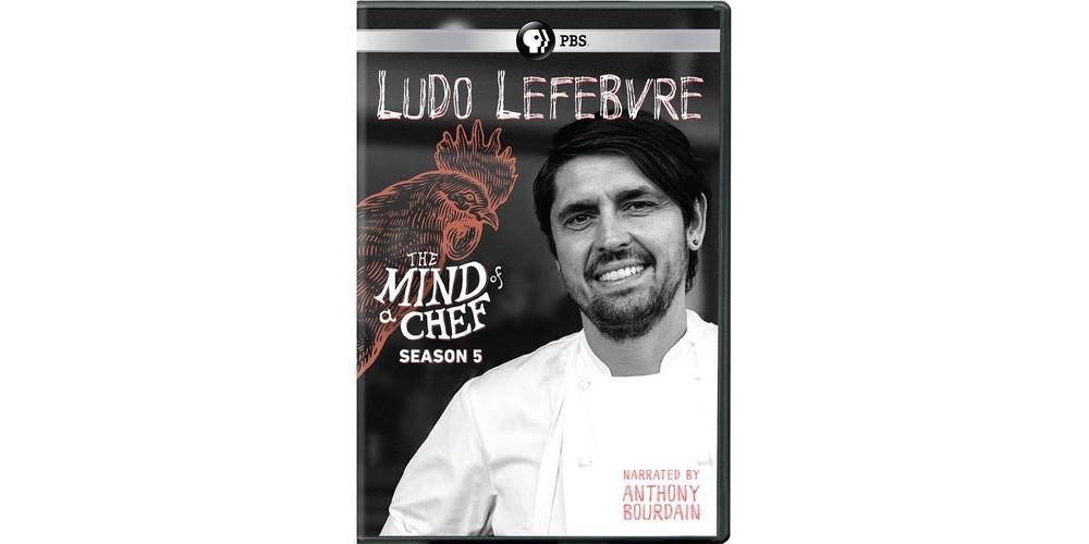 PBS Mind Of A Chef:Ludo Lefebvre (Dvd)