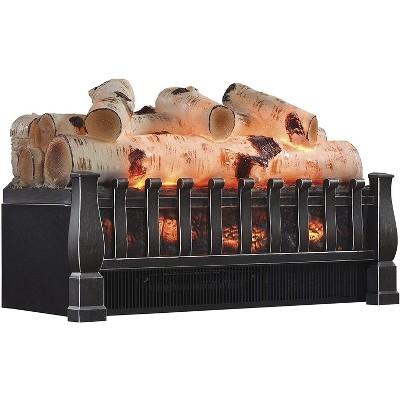 Duraflame 20-In Birch Electric Fireplace Log Set - DFI021ARU-05