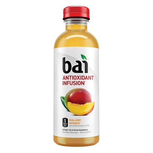 Bai Malawi Mango - 18 fl oz Bottle - image 1 of 3