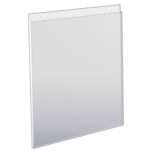 "Azar® 11"" x 14"" Wall U-Frame Acrylic Sign Holder 10ct - image 1 of 1"