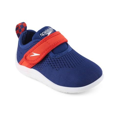 Speedo Toddler Boys' Shore Explore Water Shoes - Navy : Target