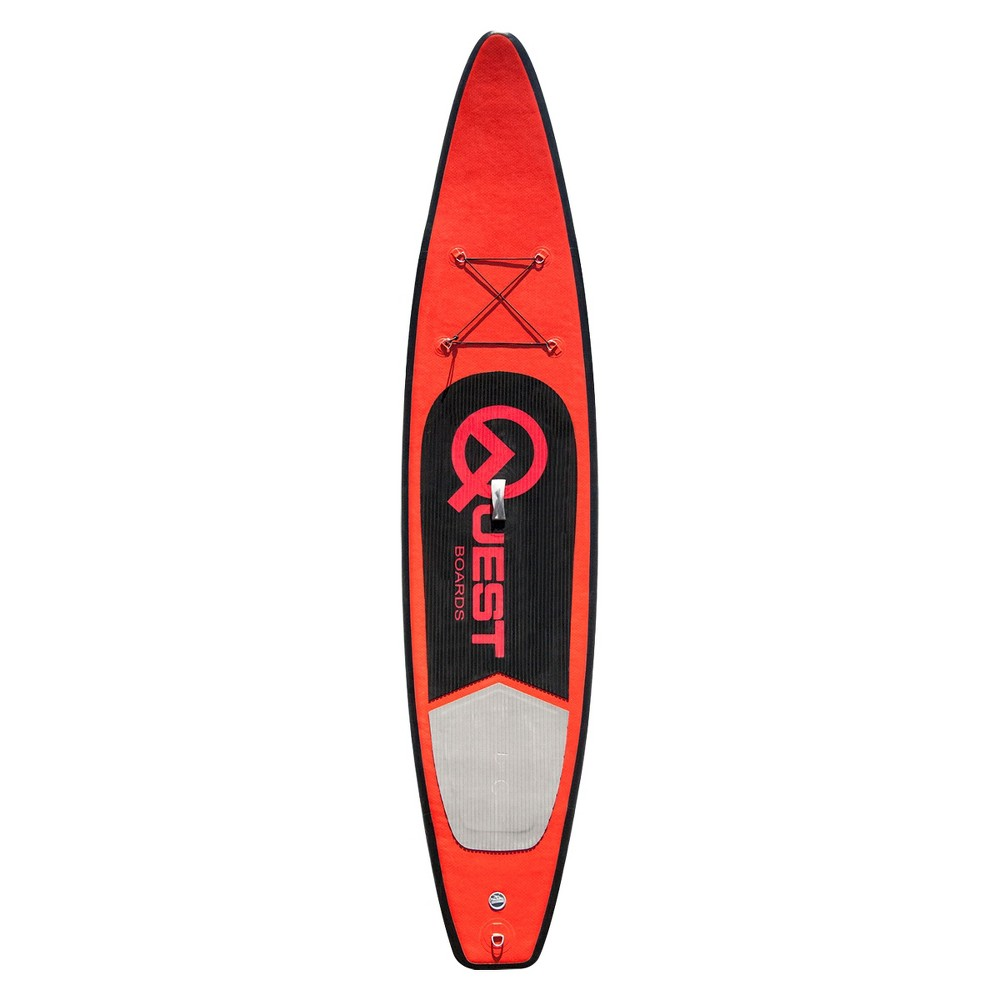 Durable Inflatable Sup - Red (11'), Multi-Colored