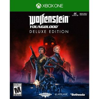 Wolfenstein: Youngblood Deluxe Edition - Xbox One