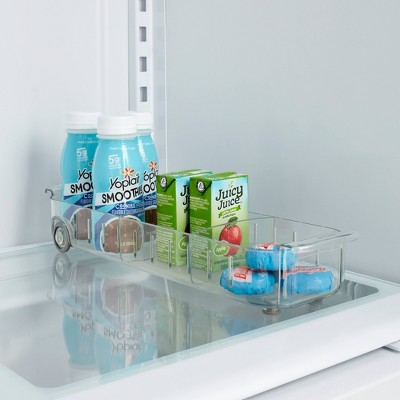 YouCopia Roll Out Fridge Caddy 4""