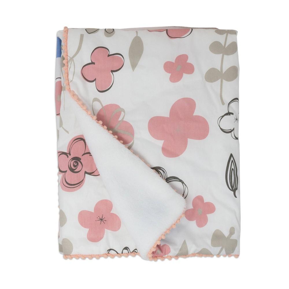 Lolli Living Stroller Baby Blanket Mazie