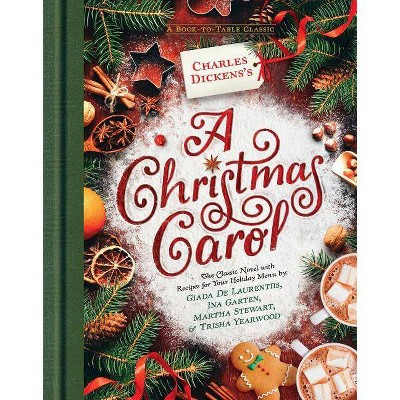 Charles Dickens's A Christmas Carol -  (Puffin Plated) (Hardcover)