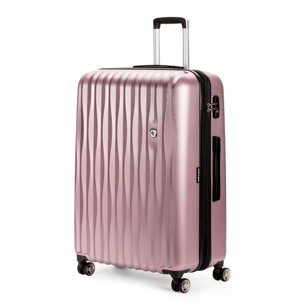Swissgear Energie PolyCarb Hardside 28 Suitcase - Pink