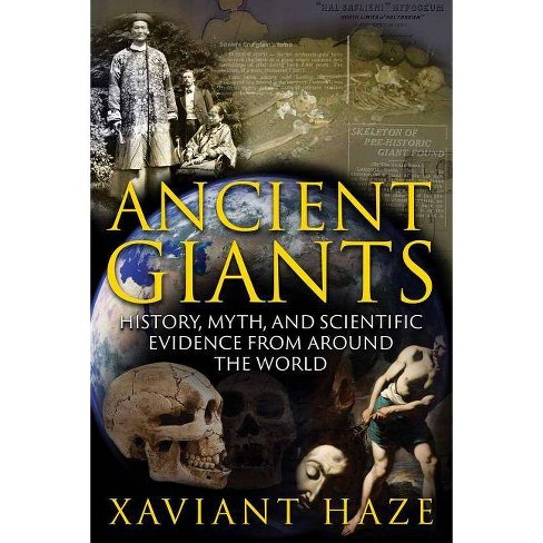 Ancient Giants - by  Xaviant Haze (Paperback) - image 1 of 1