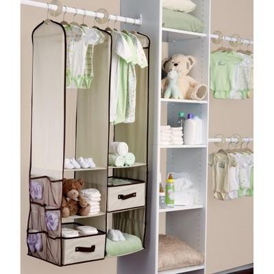 Ordinaire Delta Children® Nursery Closet Organizer   24 Pc