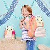 """Skip Hop Zoo Little & Toddler 12"""" Kids' Backpack - Llama - image 3 of 4"""
