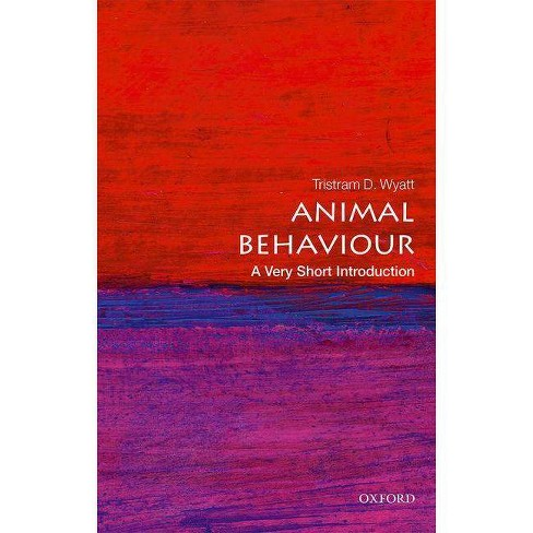 Animal Behaviour: A Very Short Introduction - (Very Short Introductions) by  Tristram D Wyatt - image 1 of 1