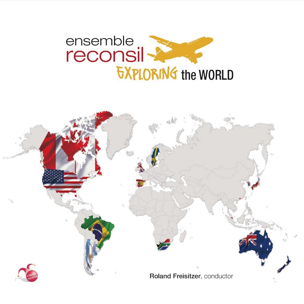 Ensemble Reconsil - Ensemble Reconsil:Exploring The World (CD)