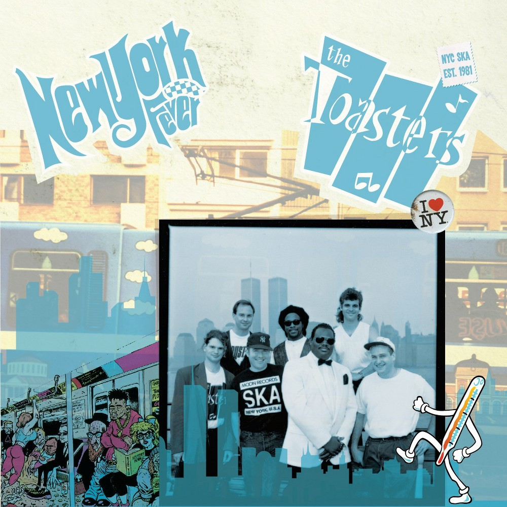 Toasters - New York Fever (CD)