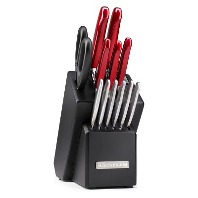 KitchenAid Block Knife Set