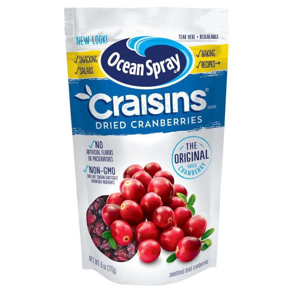 Ocean Spray Craisins - 6oz