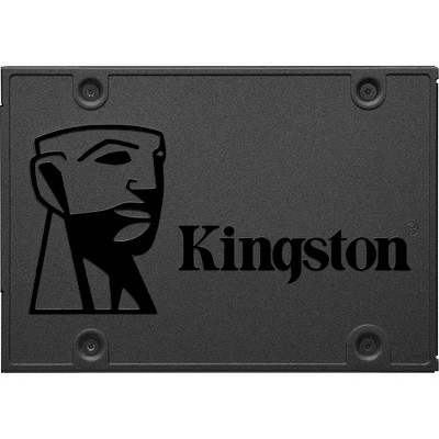 """Kingston Q500 960 GB Solid State Drive - 2.5"""" Internal - SATA (SATA/600) - Notebook Device Supported - 500 MB/s Maximum Read Transfer Rate"""