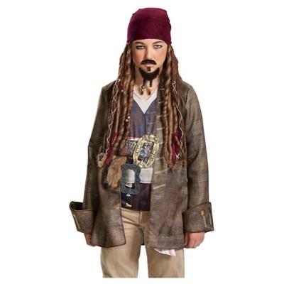 Captain Jack Sparrow Goatee U0026 Mustache