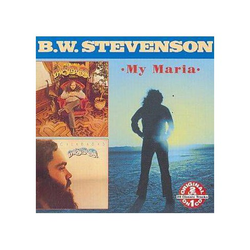 B.W. Stevenson - My Maria/Calabasas (CD) - image 1 of 1