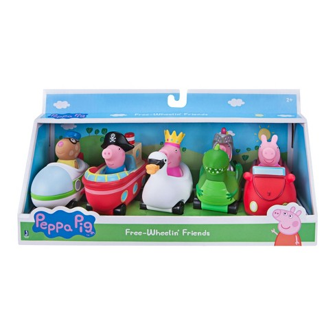 Peppa Pig Mini Buggy 5 Pack - image 1 of 1