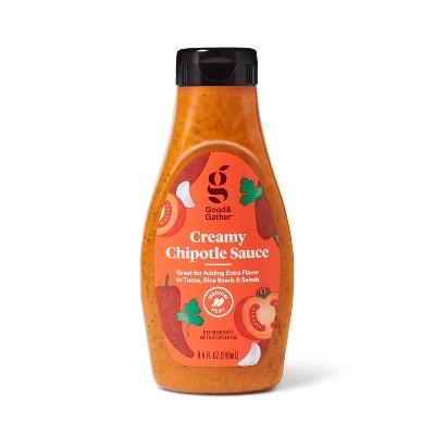 Creamy Chipotle Sauce - 8.4oz - Good & Gather™