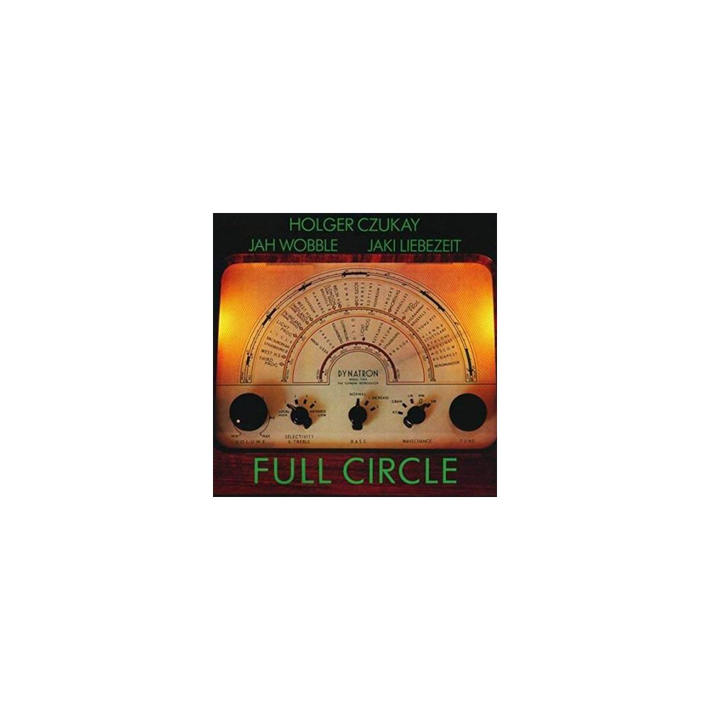 Holger Czukay - Full Circle (CD)