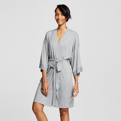 Women's Robes - Gilligan & O'Malley™ - Medium Heather Gray XS/S