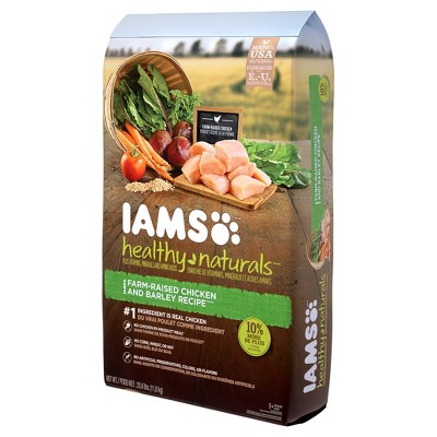 Dog Food: Iams Healthy Naturals