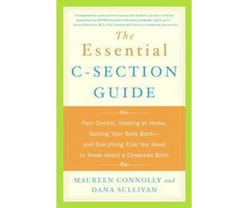 Essential C-Section Guide : Pain Control, Healing at Home, Getting Your Body Back and Everything Else - image 1 of 1
