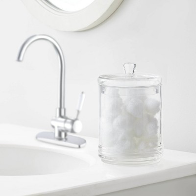 Medium Canister Apothecary Glass Clear - Threshold™