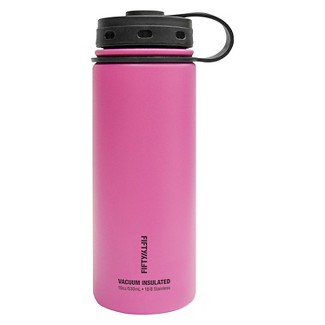 FIFTY/FIFTY® 18oz Bottle With Standard Lid - Coral