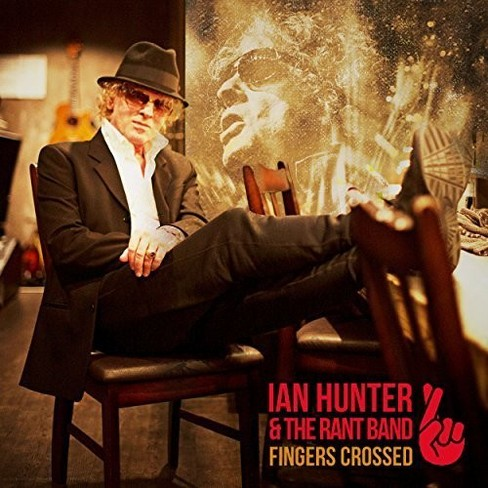 Ian Hunter - Fingers Crossed (Vinyl) - image 1 of 1