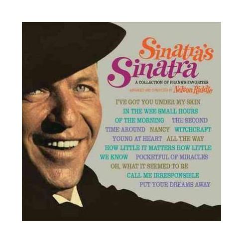 Frank Sinatra - Sinatra's Sinatra (CD) - image 1 of 1