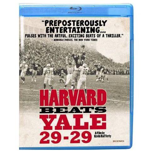Harvard Beats Yale 29-29 (Blu-ray) - image 1 of 1