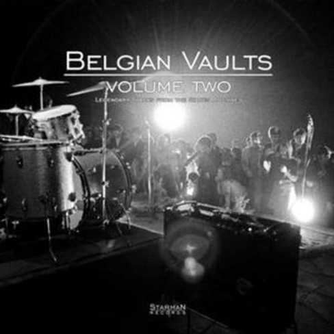 Various - Belgian vaults:Vol 2 (Vinyl) - image 1 of 1