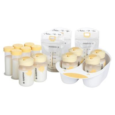 Medela Breast Milk Storage Solution Set
