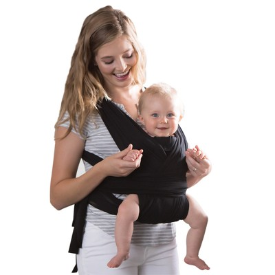 Boppy ComfyFit™ Baby Carrier - Black