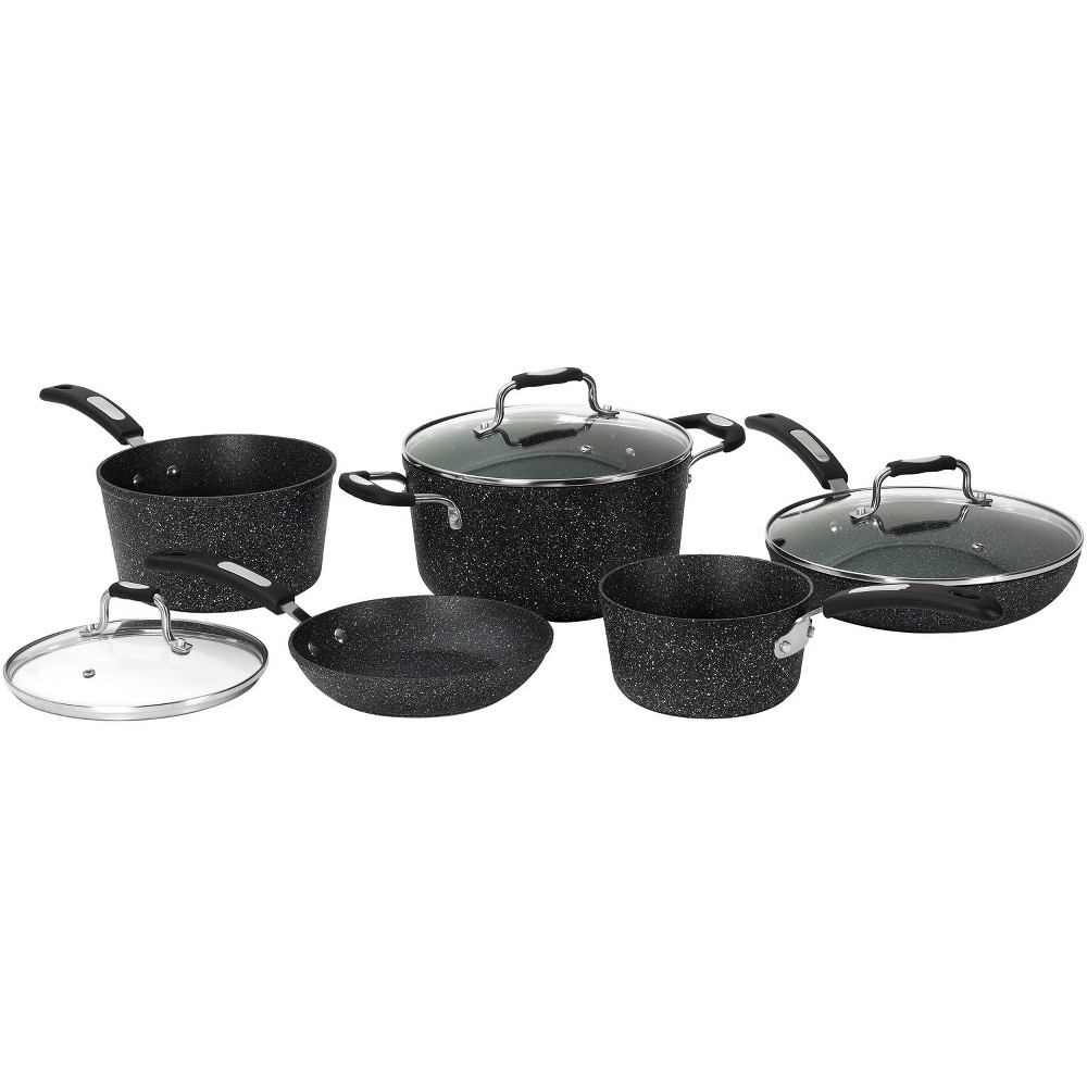 Image of The Rock 8pc Set with Bakelite Handles