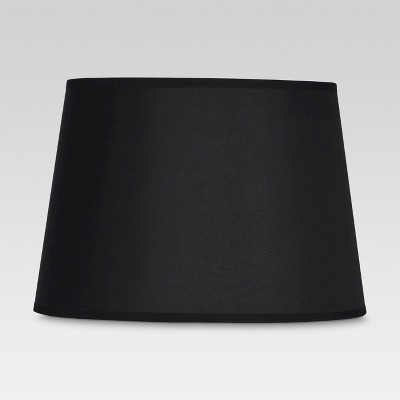 Gold Lined Small Lamp Shade Black - Threshold™