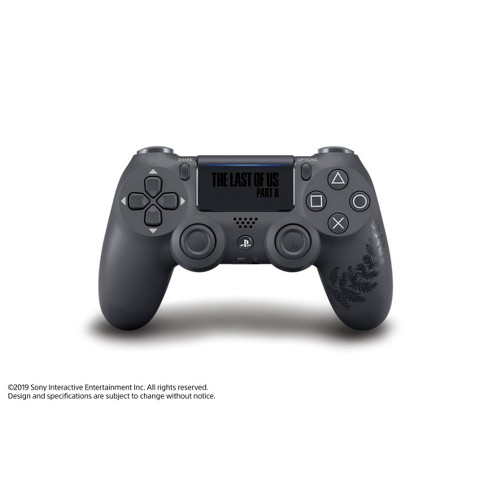 Dual Shock 4 Wireless Controller for PlayStation 4 - The Last of Us Part II Limited Edition - image 1 of 4