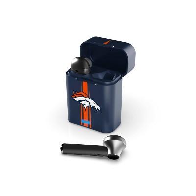 NFL Denver Broncos Wireless Earbuds