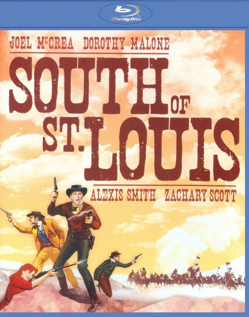 South Of St Louis (Blu-ray) - image 1 of 1