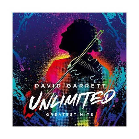 David Garrett - Unlimited Greatest Hits (CD) - image 1 of 1