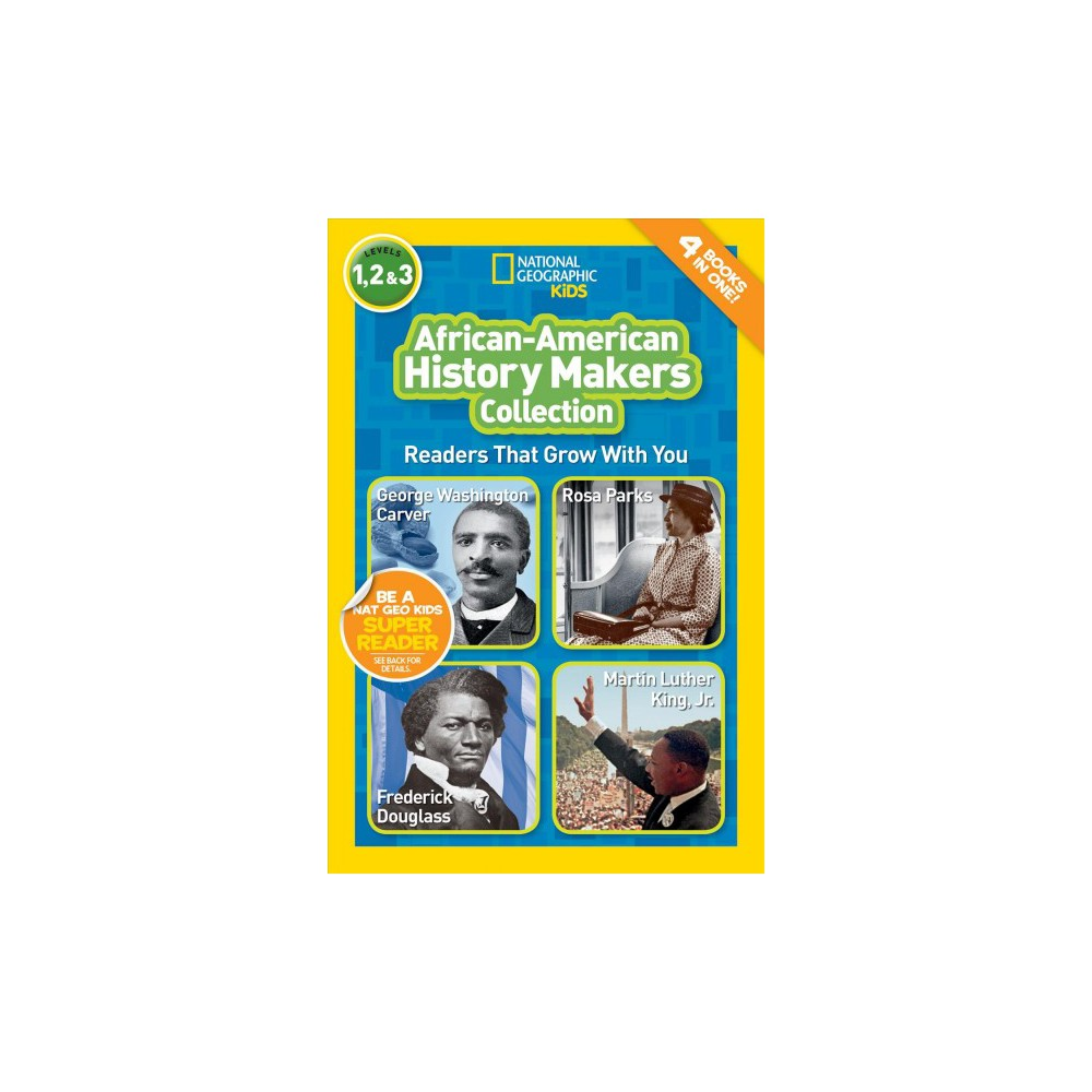 African-American History Makers Collection - by Kitson Jazynka & Barbara Kramer (Paperback)