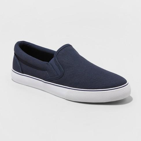 Men's Philip Sneakers - Goodfellow & Co™ Navy - image 1 of 3