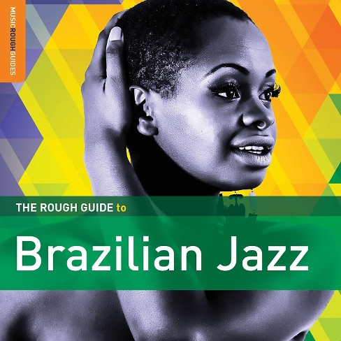 Various - Rough guide to brazilian jazz (Vinyl) - image 1 of 1