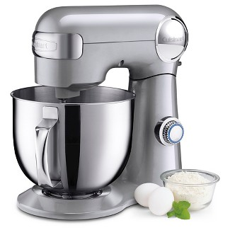 Cuisinart® 5.5 Qt. Stand Mixer - Brushed Chrome SM-50BC