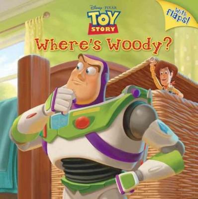 Where's Woody? (Disney/Pixar Toy Story) - (Pictureback(r)) by  Kristen L Depken (Paperback)