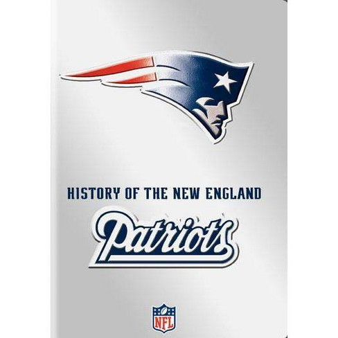 Nfl History Of The New England Patriots (DVD) - image 1 of 1